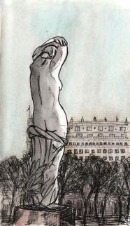 Estatues bcn