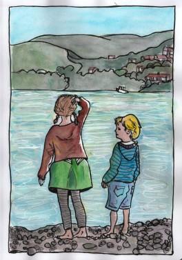 Nens a Cadaqués