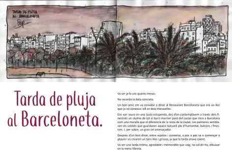 Ilu per Expo Barceloneta