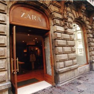 centro comercial florencia zara