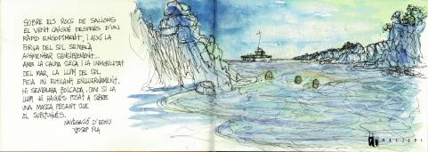 navegacio d'estiu JOSEP PLA baixa