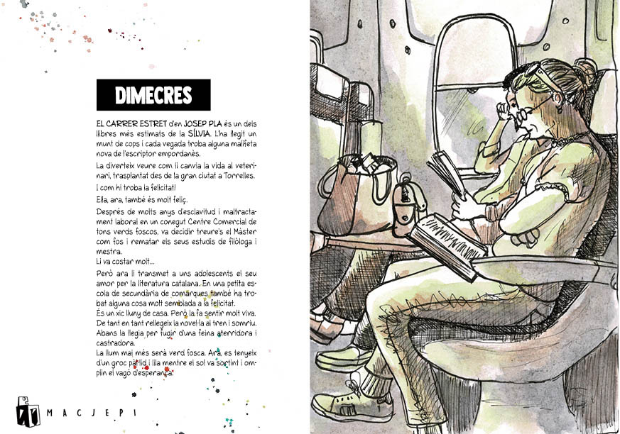 pagina sketchbook